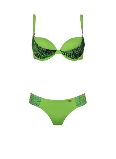 Marc & Andre Bikini Üst Yeşil